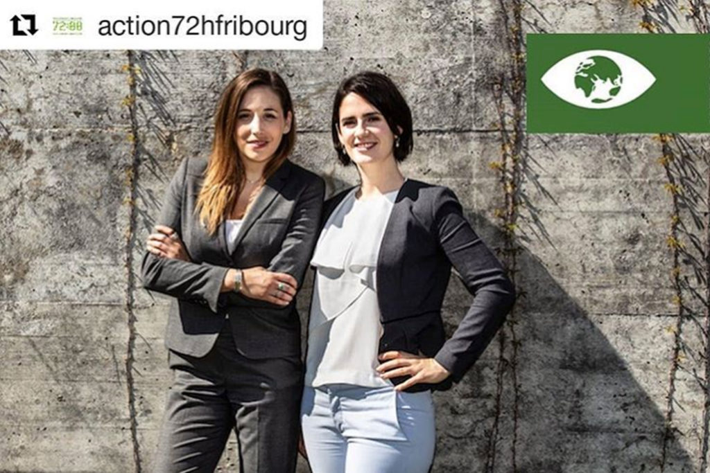 the green drop projet 72h